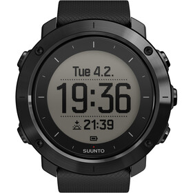 Suunto Traverse GPS Outdoor Watch Sapphire Black